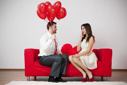 Romantické nápady při randění
