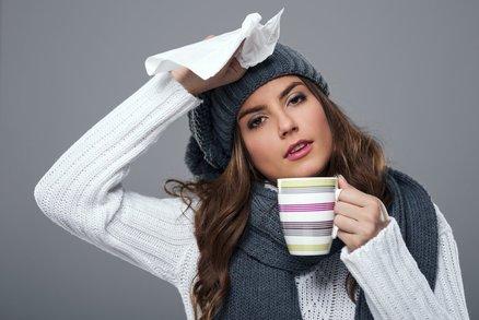 Jak se bránit chřipce? Letos se jí můžete vyhnout