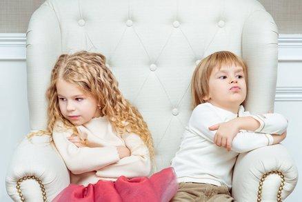 Umíte zkrotit hádku mezi sourozenci? Víme, jak na to