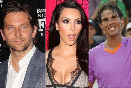 Celebrity, které stále žijí s rodiči! Michelle Obama, Rafael Nadal a další