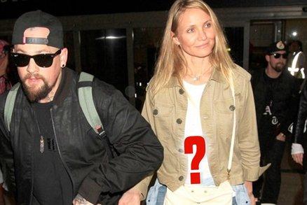 Stane se konečně maminkou? Herečka Cameron Diaz (43) je prý těhotná!
