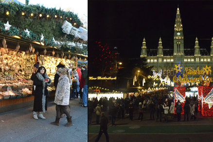 Velký test Blesku: Jak vypadají vánoční trhy ve Vídni?