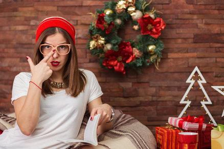 Největší vánoční trapasy: Koza pro tchyni a exmilenec pod stromečkem