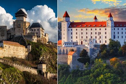 Nejkrásnější hrady a zámky Slovenska: Vyrazte se kochat k našim sousedům
