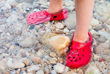 Gumové boty pro děti raději ne! A už vůbec ne denně. Jak poznat kvalitní?