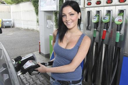 Benzin a nafta v Česku dál zlevňují. Nejvíc se vyplatí natankovat na Ústecku