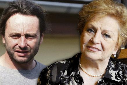 Zdrcený syn Čáslavské: Přátelé maminku po smrti zradili!