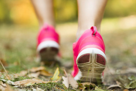 Chůzí zhubnete i o tři kila za měsíc! Jen musíte vědět, jak na to!