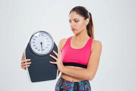Držíte dietu, ale nehubnete? Možná děláte 5 zásadních chyb!