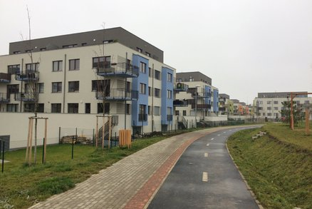 Obyvatelé Dolních Chaber rozhodli v referendu: Ať se developerský projekt upraví