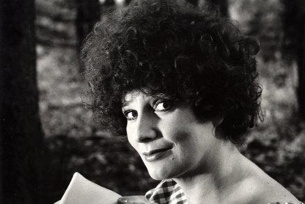 Laďka Kozderková: Zpívala pár hodin předtím, než zemřela na rakovinu
