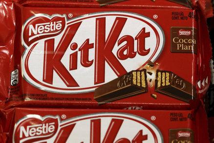 Sladkosti od Nestlé přijdou o cukr. Kit Kat a spol. budou plné dutin