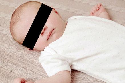 Otřesná smrt miminka (†1 měs.): Otec měl vyhodit z okna své dítě! Nechtěl ho nechat matce