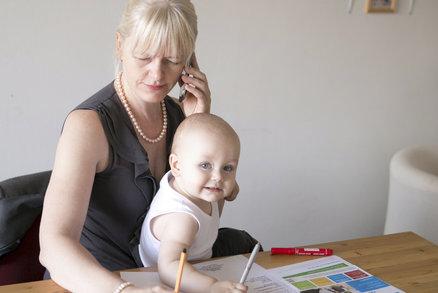 Hana Krejčí: Věřím, že se dá naplno pracovat i věnovat se dítěti