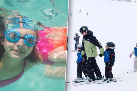 Co s dětmi podniknout o pololetních prázdninách? Užijte si volný den naplno!
