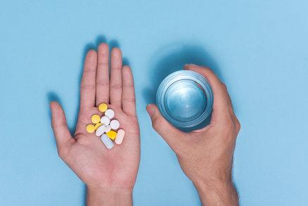 Nejhorší chyby při užívání léků. Děláte je taky?