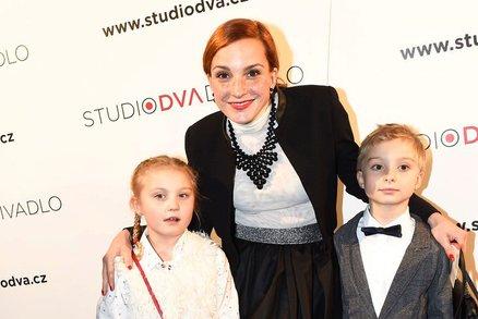 Hvězda Ulice Míša Maurerová: Přiznala, co ubližuje jejím dětem!
