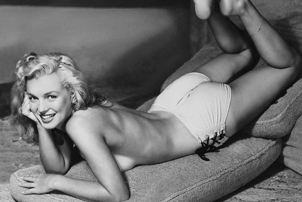 Mladá a nahá Marilyn Monroe: Podívejte se na zapomenuté snímky herecké ikony!