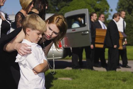 Kdy umřeš? Děti neděste, ale mluvte s nimi na rovinu