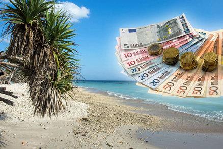 Eura na dovolenou nakupte teď, radí analytici. Koruna je nejsilnější