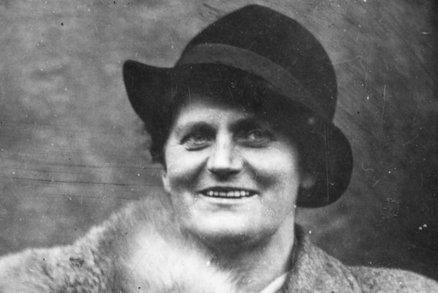 Sofie Rotterová: Němka, která se za války nebála gestapa a pomáhala lidem