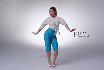 100 let: Jak a v čem se cvičilo ve 40. letech? To vás překvapí!
