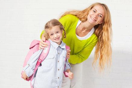 Důležitá je hmotnost, bezpečnostní prvky i design aneb výběr školního batohu