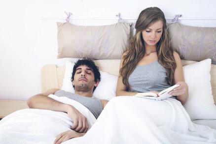 Nechce s vámi spát? Možná je asexuál! Musíte se kvůli tomu rozejít?