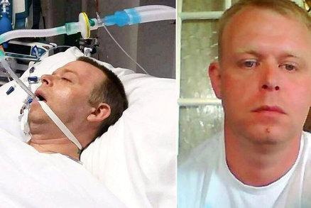 Muže (†39) bolelo v uchu. Lékař mu předepsal kapky, náhle zemřel