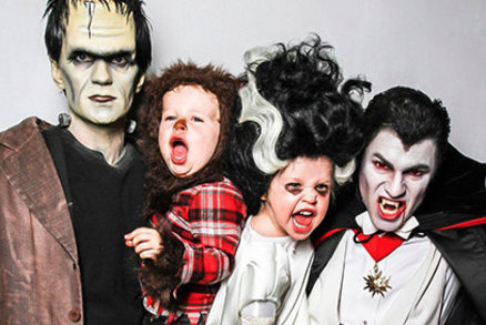Halloweenské kostýmy podle celebrit: Koho byste ani nepoznali?