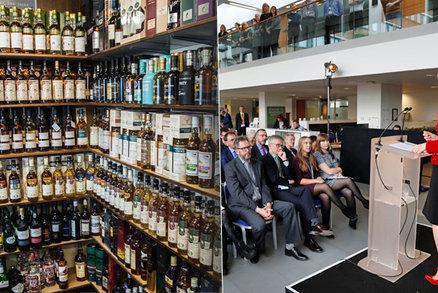 Počet alkoholiků v zemi roste. Skotové smí nově stanovit minimální cenu whisky