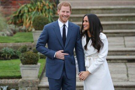 Podívejte se na zásnubní prstýnek, který dostala Meghan od Harryho!