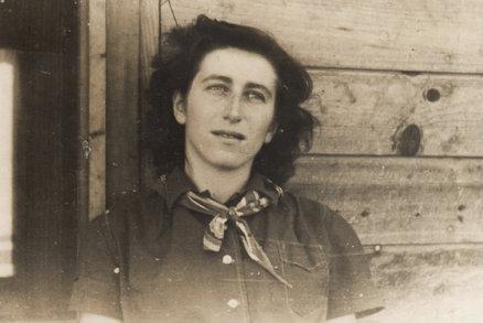 Michal Efrat: Z koncentráku se vrátila jen s matkou, ta hned po osvobození zemřela na tyfus