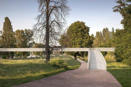 Výstava k lávce mezi Holešovicemi a Karlínem: Představí se všech 48 návrhů