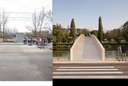 Praha chce další most přes Vltavu: Rohanský most má vést z Karlína do Holešovic