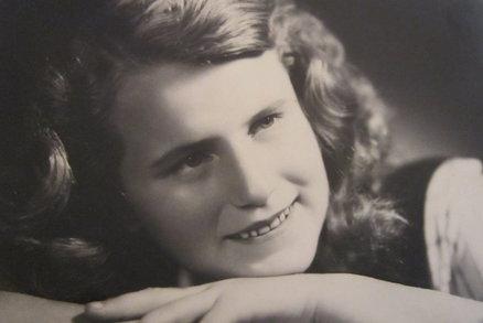 Dana Milatová: Musela na příkaz gestapa odřezat mrtvolu odbojáře, bylo jí pouhých 13 let