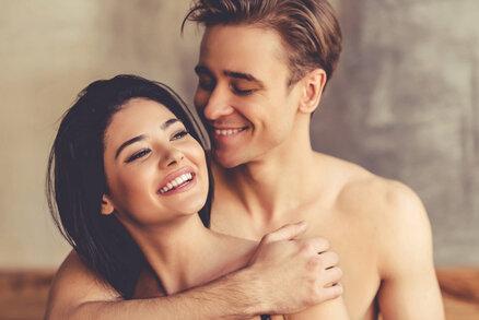 Sex ve dvou minutách: Co se při milování děje ve vašem těle?