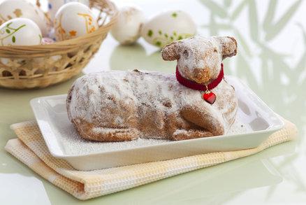 Velikonoční beránek: Nejlepší recept na vláčné těsto