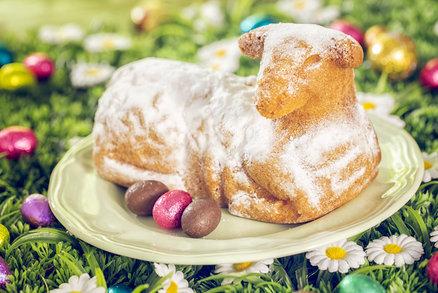 Nejlepší recept na velikonočního beránka z piškotového těsta