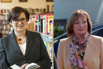 Knihovnice a sekretářka: Uspěla v kampani lépe Drahošová, nebo Zemanová?