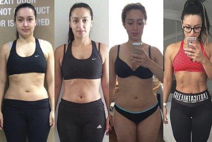 Žena po porodu neuvěřitelně zhubla. Stačily dvě jednoduché změny!