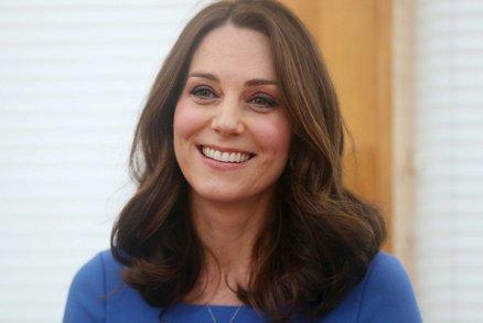 Líčení vévodkyně Kate: Díky čemu vypadá tak perfektně?