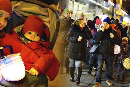 Pokus o rekord ve znamení pomoci potřebným: Na Václaváku proběhne Den dětské onkologie