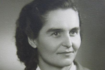 Zdeňka Ruprechtová: Rodinu jí popravili, malinkého syna hřála v troubě