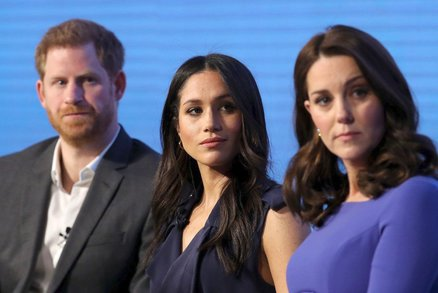 Od královského trůnu až po nahotu na veřejnosti: Znáte ženy kolem Meghan?