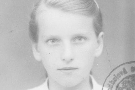 Marie Kantorová: V 16 letech pomáhala partyzánům přecházet hranice