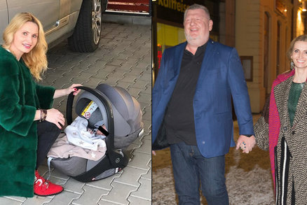 Lobista Ivo Rittig: Manželka Lenka porodila čtvrté dítě!