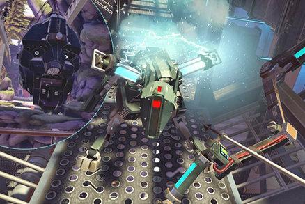 Lukostřelcem ve virtuální realitě: Recenze Apex Construct