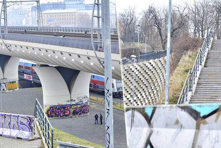"""Překážkový běh na Vítkově: Uprostřed schodů """"nikoho"""