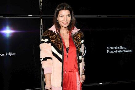 Pražský týden módy: Na mola vyrazily plus size modelky! A co oblékly celebrity?